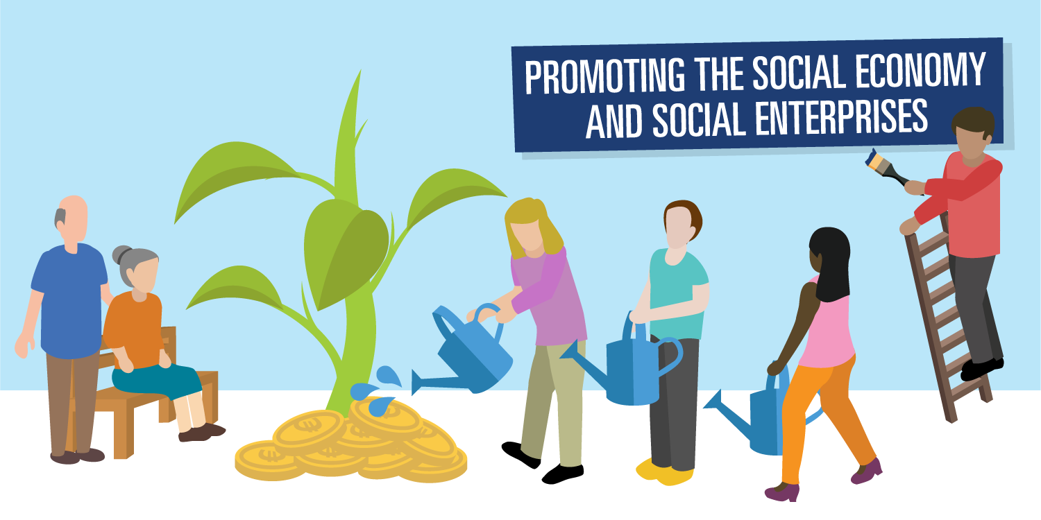 promoting the social economy and social enterprises social platform