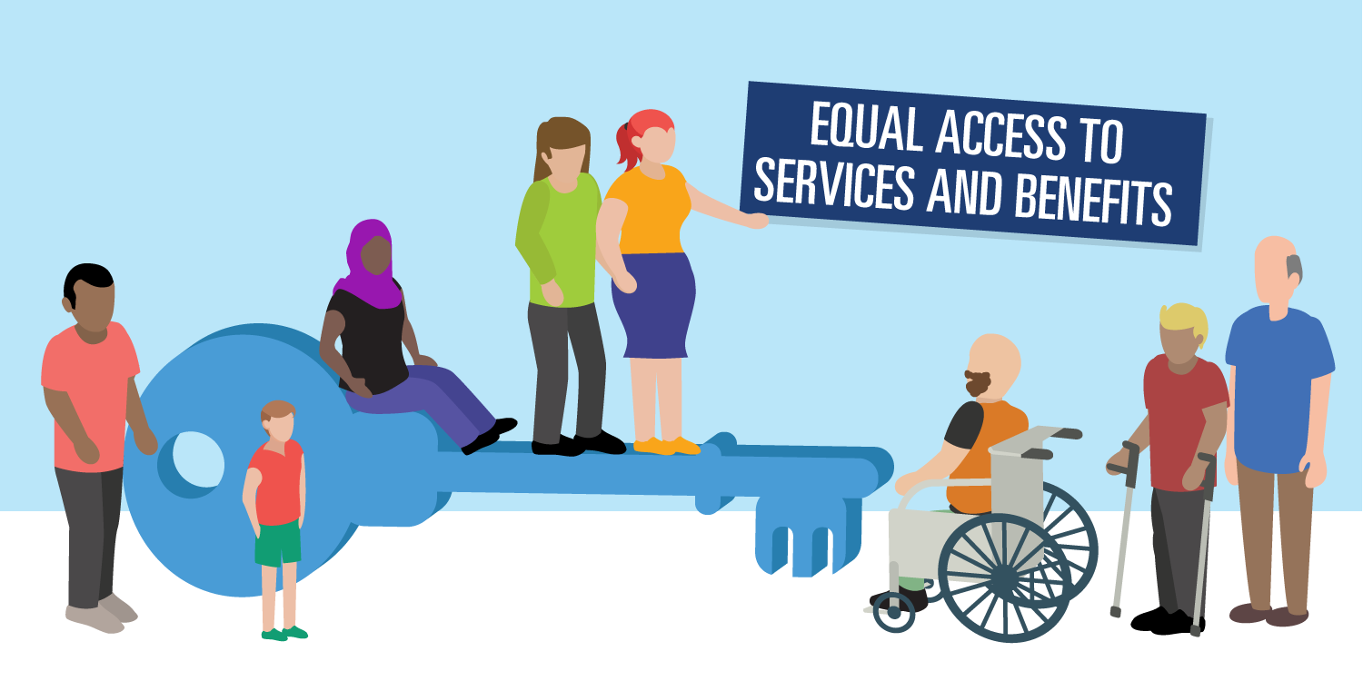 Students Seeking Equal Access To >> Equal Access To Services And Benefits Social Platform