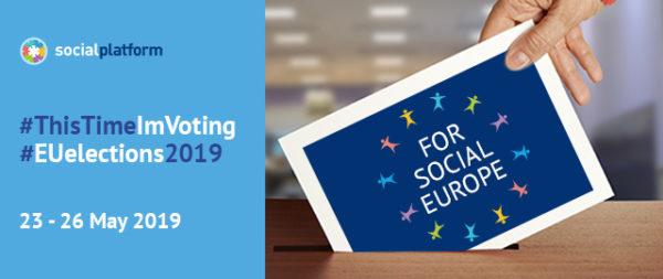 Top European Events May 2020.Eu Elections 2019 Social Platform